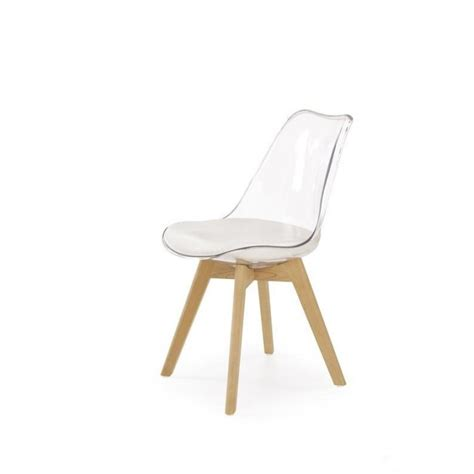 Chaise Transparente by Chaise Scandinave Coque Transparente Louisa So Inside