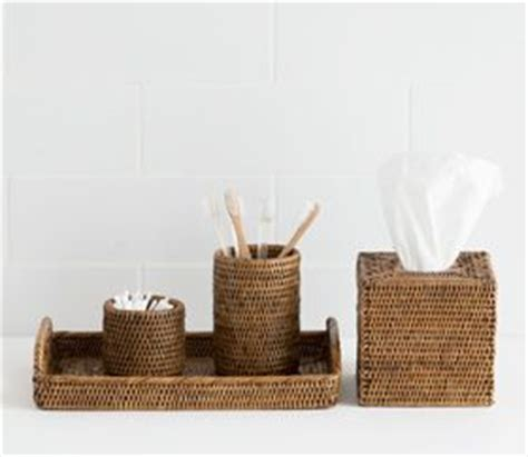 rattan bathroom accessories 17 best images about bathroom accessories on