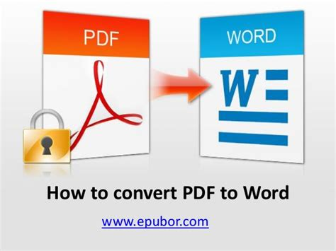 convert pdf to word so i can edit how ot convert pdf to word