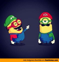 Casing Samsung Galaxy 1 Mario And Luigi Minions Custom H 1000 images about minion on minions minion