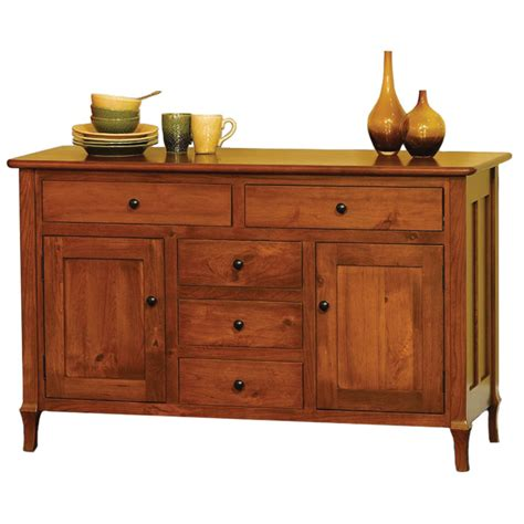 buffet collection jacob martin collection two door buffet amish crafted furniture