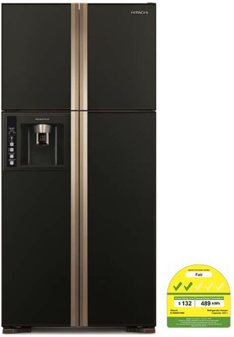 Kulkas Refrigerator hitachi r w70pgd3gbk kulkas multidoor refrigerator sinar