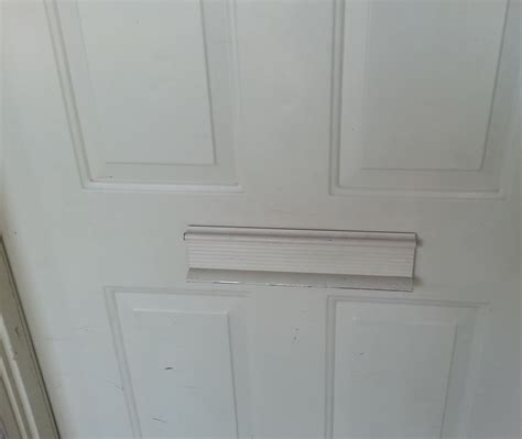 Front Door With Mail Slot How Can I Attractively Remove Mail Slot From A Front Door Pro Construction Forum Be The Pro
