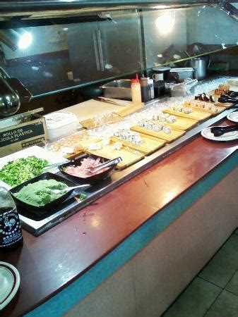 Sushi Picture Of China Town Buffet Tempe Tripadvisor Buffets In Chandler Az