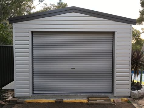 Colorbond Sheds Sydney by Gallery Outdoor Garages And Sheds Beverly St