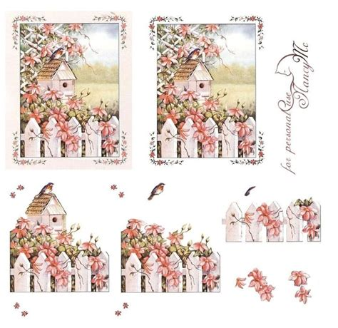Free 3d Decoupage Sheets To Print - 310 best images about 3d decoupage on