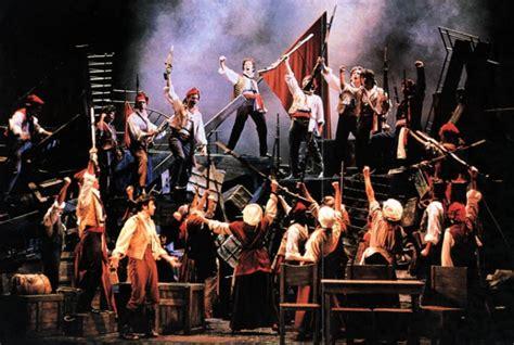 imagenes teatro musical los miserables el musical