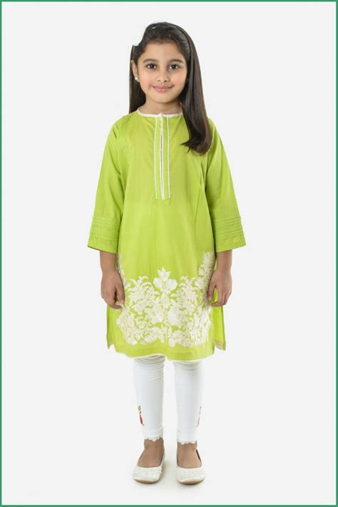 Home Decor Style Names by Khaadi Kids Collection Girls Embroidered Kurta Summer 2016
