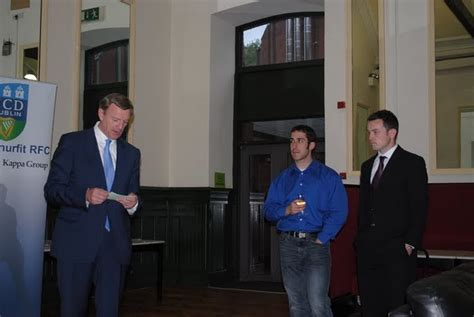 Roche Mba by Ucd Smurfit Mba Rugby Reception 19th May 2011 Smurfit