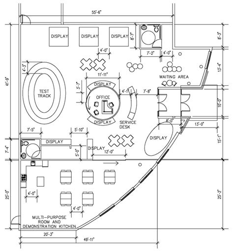 bike shop floor plan boing olivia m kobayashi
