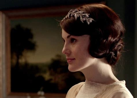 lady mary new haircut 38 best images about downton abbey hair on pinterest
