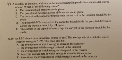 inductor yahoo answers inductor questions with answers 28 images inductor circuit homework lib what is the initial