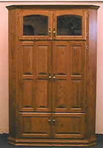 Corner Tv Cabinets For Flat Screens With Doors 32 Quot Flat Screen Tv Cabinet Clear Creek Amish Furniture Waynesville Ohio Between Dayton