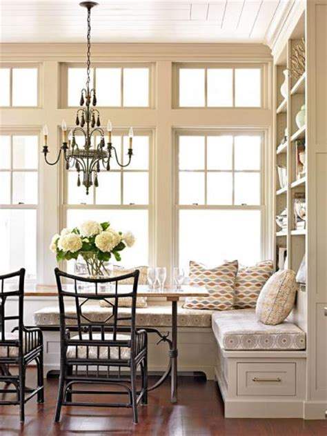 Built In Kitchen Banquette by 7 Ideas For Kitchen Banquettes Midwest Living