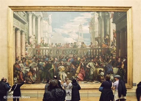 Where Was The Wedding At Cana Held by Musee Du Louvre A Day With Leonardo And William