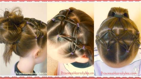 Hairstyles For Gymnastics by Woven Twist Headband Hairstyle For Soccer Gymnastics