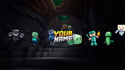 9 best youtube channel art images on pinterest banner minecraft youtube banner maker pictures to pin on