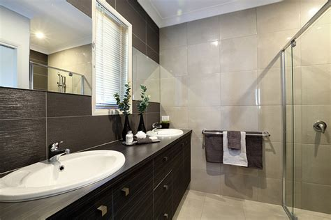 display home bathrooms gj gardner display home caboolture contemporary