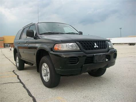 automobile air conditioning service 2006 mitsubishi montero transmission control find used 2002 mitsubishi montero sport awd 4dr suv one owner v6 3 0l in hickory hills