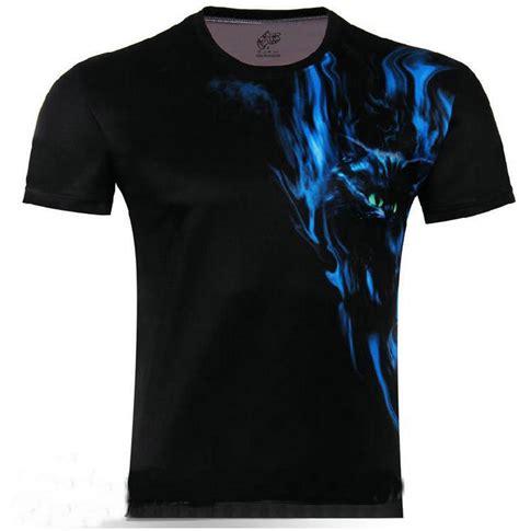 Cool Shirts New S 3d Cool T Shirt Slim T Shirt Summer