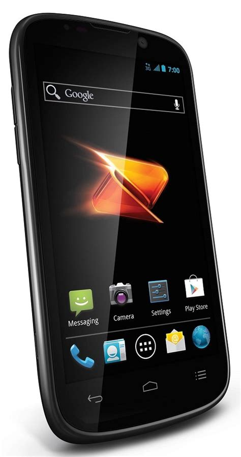 boost mobile android phones zte warp sequent prepaid android phone boost