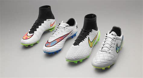 new nike shoes football nike white 2015 football boots pack shine through