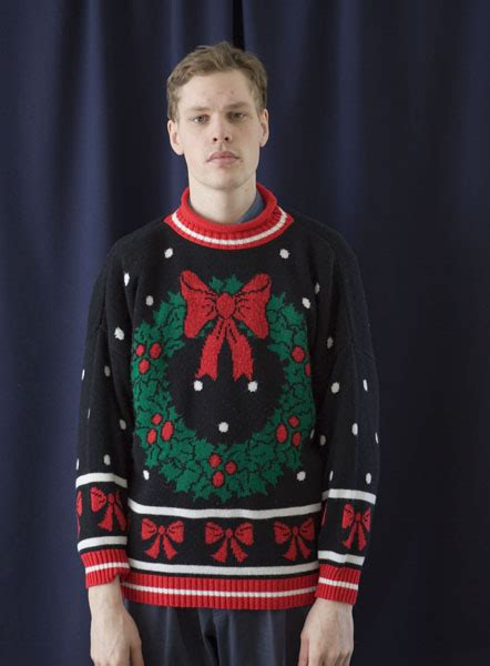 minimarini christmas sweater