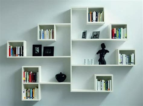 Under Stairs Bookshelf Wall Shelving Units To Use In Your Home Minimalist