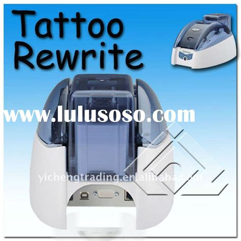 tattoo 2 card printer business card printer for sale price china manufacturer