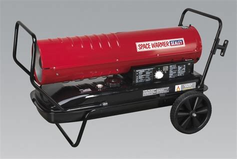 Best Kerosene Heater For Garage by Sealey Ab2158 Space Warmer Paraffin Kerosene Diesel