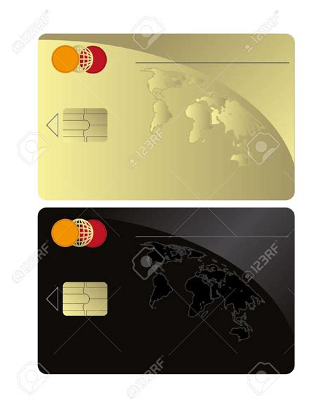 blank visa credit card template besttemplates123