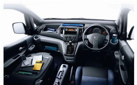 Nv200 Interior by Car Picker Nissan Nv200 Interior Images