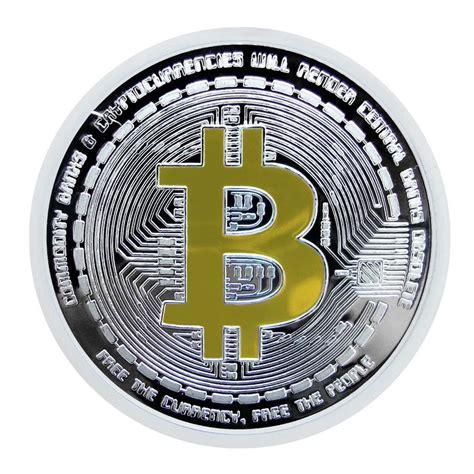 bitcoin platinum 1oz silver bitcoin bullion round 24k gold gilded