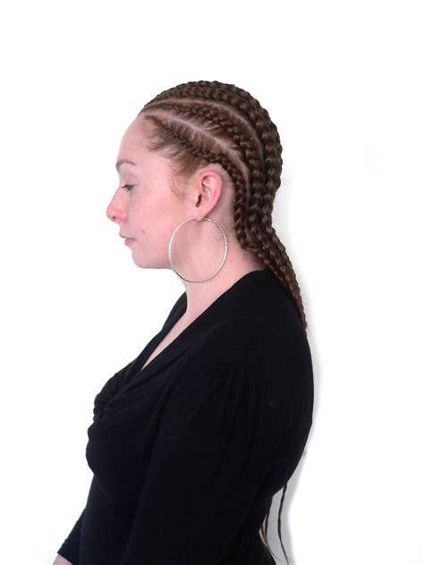 goddess braids for white women goddess braids ghana braids banana and even cherokee