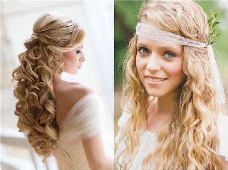 Offene Haare Hochzeit by Frisur Hochzeit Offene Haare