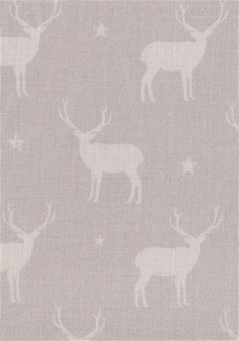 stag wallpaper grey stag all star gustavian grey background on cream linen