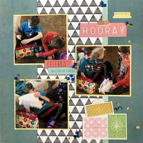 scrapbook layout guide scrapbook layout design using continuance to guide the eye