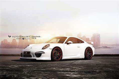 porsche auto gallery techart porsche 911 by lp auto gallery gtspirit