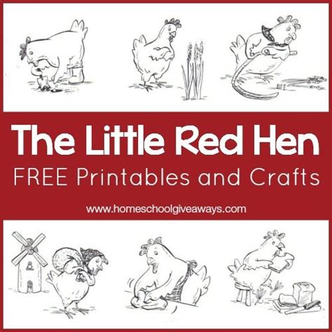 The Hen Worksheets Free by The Hen Free Printables And Crafts
