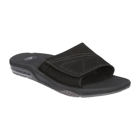 athletech s mcfadden shower slide black clothing