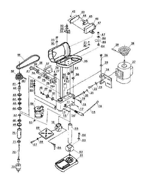 len ersatzteile ersatzteil keilriemen f 252 r s 228 ulenbohrmaschine basic b sb