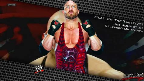 theme song ryback wwe hd ryback 9th theme quot meat on the table quot 3rd wwe