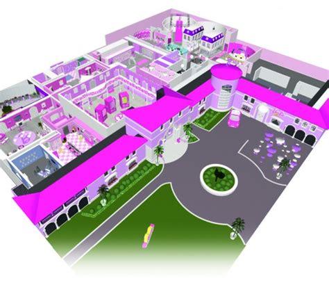 barbie dream house floor plan barbie dreamhouse berlin 3d map dauntless jaunter