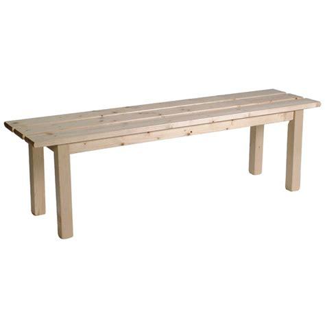 banco mais bancos de madera baratos