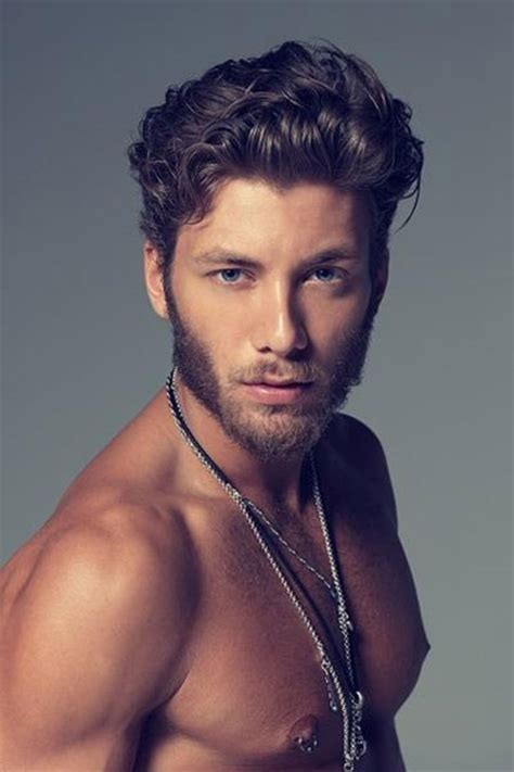 how to sweep hair back mens cool curly hairstyles for men mens hairstyles 2018