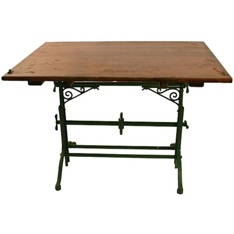 vintage american drafting table for sale at 1stdibs