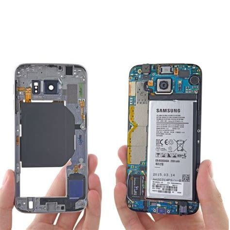 S6 Samsung Battery by Fix Samsung Galaxy S6 Battery Issues Tips
