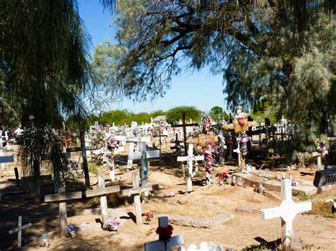 arizona skies historic guadalupe cemetery
