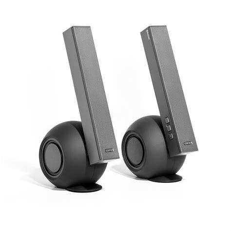 modern speaker modern bluetooth desktop speaker exclaim connect