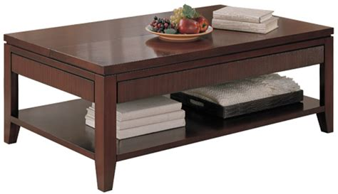 Lift Coffee Table Cherry Grove Lift Top Coffee Table Ebay